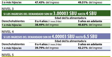 tabla pension alimenticia 2017